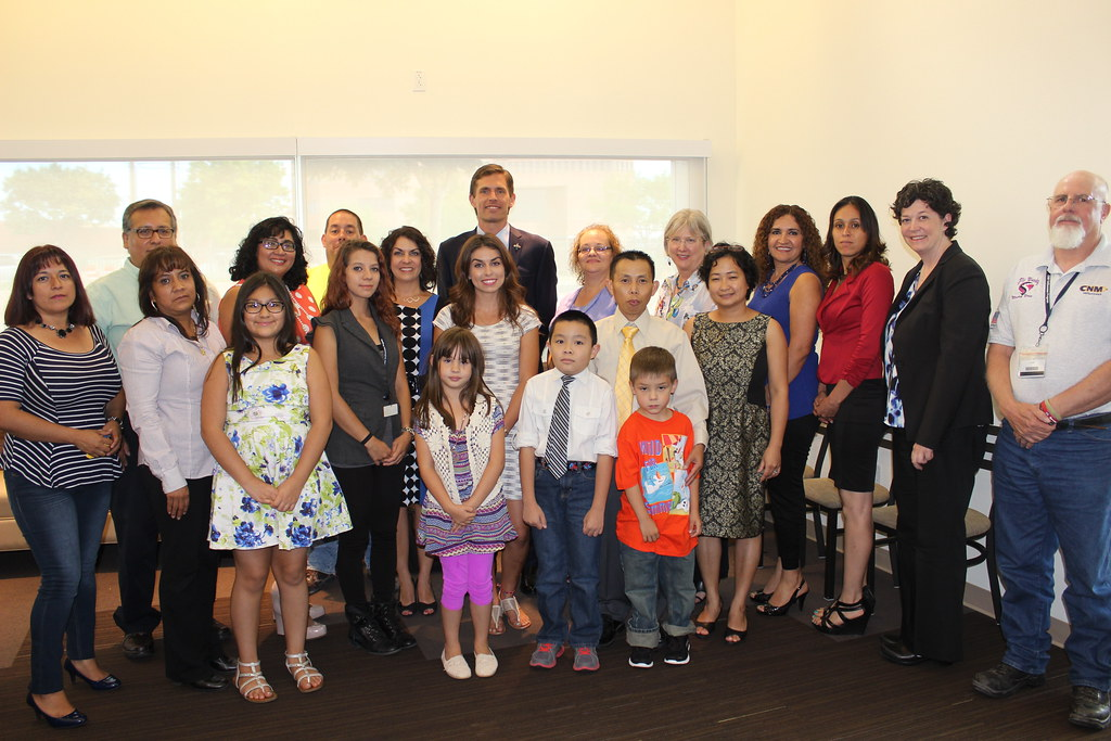 Two-Generation Economic Empowerment Outreach Session at Central New Mexico Community College, August 11, 2015