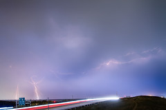 47 Street Lightning Storm Light Trails View (Striking Photography by Bo Insogna) Tags: lightning lightening weather storms thunderstorms highway street roads coloradoweather landscapes monsoon nature night scenic severeweather skies sky skyscape storm strike summer supercell thelightningman bouldercolorado bouldercounty lighttrails longexposure coloradonature coloradolandscapes jamesboinsogna