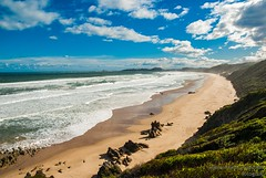 Atlantic coast, South Africa (marcomariamarcolini) Tags: marcomariamarcolini nikon nikkor sky sea view wildlife nature wow southafrica africa african amazing beautiful colorful digital image ocean atlantic pacific waves rocks spray water salty clouds white blue green brown