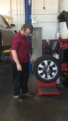 SHANE-TIRE (HomeTowne Auto Repair and Tire of Woodbridge) Tags: tire winter bfgoodrich michelintire wheelalignment tirebalancing