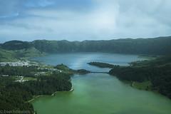 Lakes on Sao Miguel (chribs) Tags: azoren saomiguel azores landscape volcano landschaft kratersee vulkan sonya7 sony