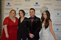 Cynthia and guests (James O'Hanlon) Tags: wongs liver building liverbuilding liverpool jewellers winter ball winterball barclays beth tweddle ray quinn celebrity event charity melanie sykes rayquinn bethtweddle
