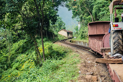 Dangerous Curves (Pixel Trailz) Tags: nmrtrek nilgiris trains railtravel indianrailways unesco uphill trekalongthetrack