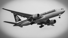 My Beloved Airlines (in Explore #7) (jcjocom) Tags: boeing777 singaporeairlines aircraft airplane