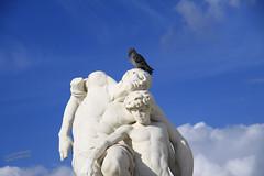 statue au jardin des tuileries (welchomestef) Tags: statue au jardin des tuileries graden