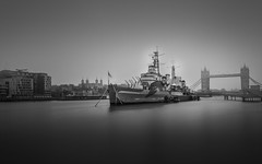 HMS Belfast (Syed Ali Warda) Tags: hmsbelfast riverthames river architecture architectural artistic art blackandwhite fog canon7d cityscape canon clouds cityscapes cityofwestminster dramatic darkclouds distinguishedlongexposure dark england exposure excellent europe exciting flickr greatphotographers giantbuilding towerbridge london landscape landscapes longexposure londoncentral landmark londonbridge monument outdoor observing outside picture photo syedaliwarda sky thames unitedkingdom uk