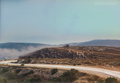 Mercava at Higway 68 (Normann Photography) Tags: 1992 427op fntjeneste forsvaret highway68 kontigent29 lebanon libanon mercava pv68 peacecorps unservice unifil unitednations unitednationsinterimforceinlebanon xxix contigent29 contigentxxix market peacekeepers kawkaba nabatiyehgovernorate lb idf road dirtroad