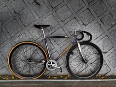 #cherubim #今野製作所 (funkyruru) Tags: bike njs pista taiwan trackfever cherubim cycle fixedgear fixie trackbike