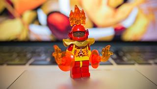 [DC] Jax Firestorm