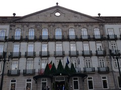 Palácio das Cardosas (Ronaldo Miranda, compositor) Tags: paláciodascardosas hotelintercontinental praçadaliberdade oporto portugal inverno janeiro 2017
