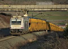 253 (firedmanager) Tags: renfe renfemercancías railtransport tren train trena bombardier bombardiertransportation bombardiertraxx 253 locomotora locomotive navarra ferrocarril freighttrain