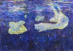 Harold Schouten - Fremdkörper (Elisa1880) Tags: hollandse aquarellistenkring den haag the hague nederland netherlands pulchri studio harold schouten fremdkörper