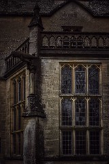 'A window with no heart'       (see description) (Milesofgadgets) Tags: pentaxk3ii sigma35mmf14hsmart victoriangothicarchitecture cotswolds mansion gothicmansion victorian gothic woodchestermansion hiddencotswoldvalley
