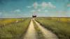 I'll Just Go Around (Sharon O*Brien Huey) Tags: sharonobrienhuey landomakebelieve photoart magicalrealism fairytale barn rural farm
