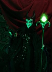 Mistress of Darkness (MaxxieJames) Tags: sleeping beauty aurora maleficent disney doll dolls collector collection le limited edition villains villain princess fairytale store briar rose