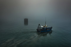 a life less ordinary (stocks photography.) Tags: michaelmarsh photographer photography whitstable fishing trawling trawler boat harbour seaside coast
