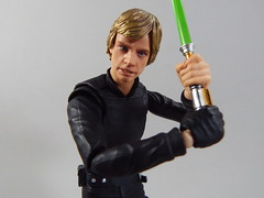 Luke Skywalker (Matheus RFM) Tags: starwars shfiguarts lukeskywalker