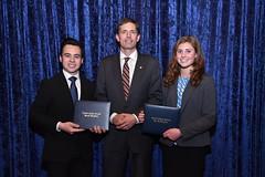 United States Senate Youth Program New Mexico Delegates, March 8, 2017