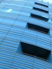 Nel blu dipinto di blu... (tom&oliver) Tags: blu milano architettura albergo repubblica photodotocontest1
