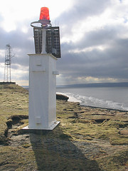 Navigation Marker Hilbre Island (ibrad3105) Tags: light island navigation riverdee hilbreisland