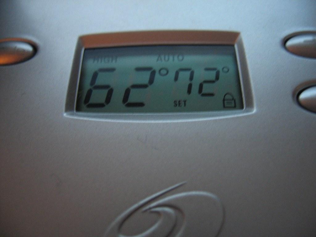 62 was warm!