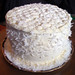 Beth's Coconut Birthday Cake