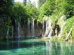 Reflections of Bliss (OaklandNative) Tags: favorite lake nature water beautiful waterfall nationalpark amazing croatia plitvice plitvicka jezera specnature