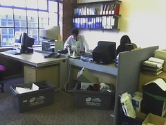 New office space (Monica Hoyos Flight) Tags: npg