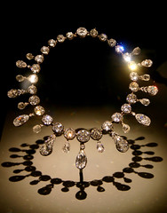 Napolean 1 Diamond Necklace