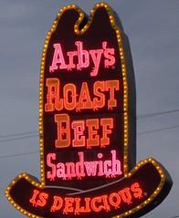 Proclamation (Bean Squared) Tags: cowboyhat arbys roastbeef sorryboutyodamnbeefncheddar