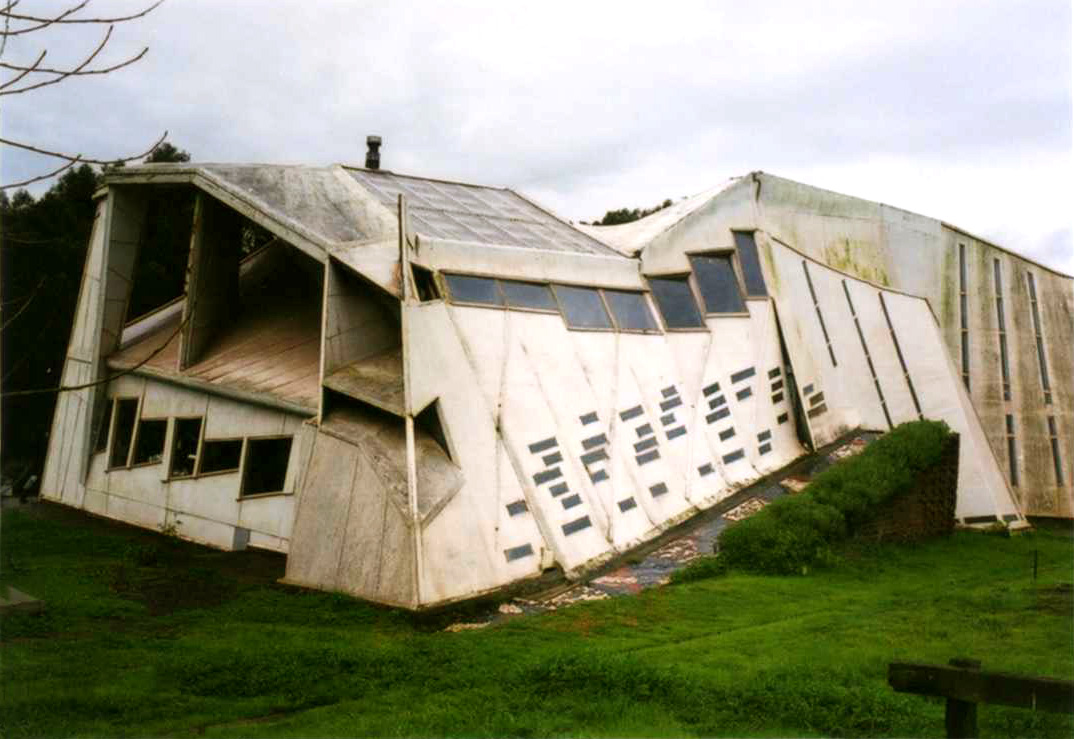 Фото странных домов