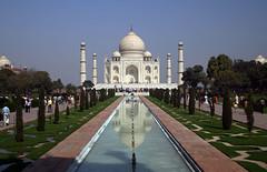 The Taj Mahal View