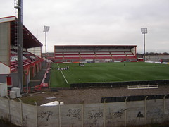 New Douglas Park, Hamilton. South Stand (tcbuzz) Tags: park new scotland football stadium hamilton douglas accies accidemical