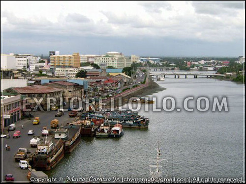 Muelle Loney (Iloilos River Wharf)   Hub of the Booming Sugar Trade in the Visayas during the 19th century