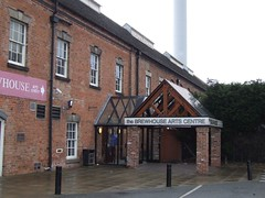 The Brewhouse Arts Centre Burton on Trent