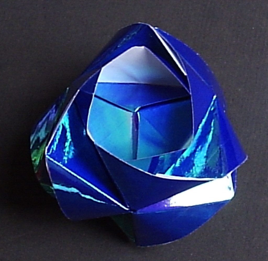 The World's newest photos of orb and origami - Flickr Hive ... - photo#39