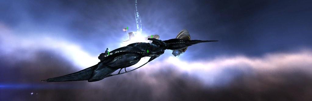Jovian battleship jumping