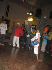 Festa hip-hop gospel no Gama
