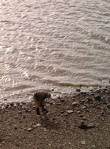 River Thames, Limehouse reach