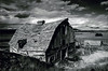 Wyoming Waystation (Crick3) Tags: bw mill 1 barns explore sensational wyoming ponyexpress oldbarn 3way 123bw 35faves thebiggestgroup anawesomeshot 3wayassignment21 news21 fiveflickrfavs thechallengefactory