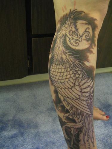 cholo tattoos. tattoo pre color