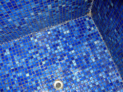 Getting creative in the shower! Sheraton Miramar Resort El Gouna (mnadi) Tags: flowers blue sunset red summer vacation sky orange holiday flower colour garden bathroom shower bath marine warm colours artistic outdoor mosaic redsea curves perspective egypt cyan mosaics sunny resort arabic clear gouna tub egyptian styles sheraton ethnic spa miramar hurghada michaelgraves bedouin  nubian elgouna bougainvilleas     endigo