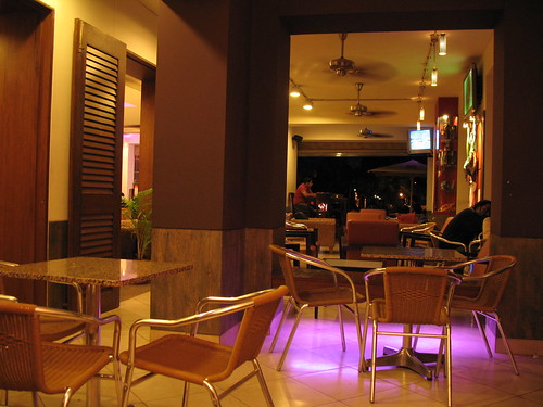 Inside Cafe Coffee Day (CCD)