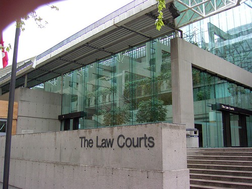 Erickson's Law Courts