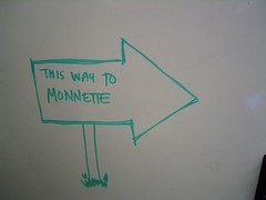 This Way to Monnette