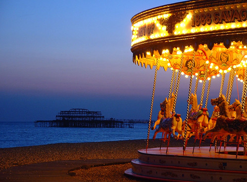 Carousel by Dominic's pics.