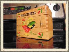 Old Fashion (a100tim) Tags: ansh oldfashion recipes box round75 scavenger18