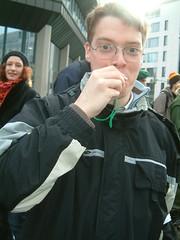 DSCF0085 (JackDalton) Tags: demo demonstration gegenstudiengebhren uni stuttgart protest dezember2005 id15122005demo landesweit id151205demo