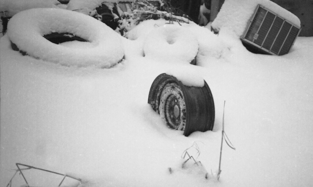Winter Junk