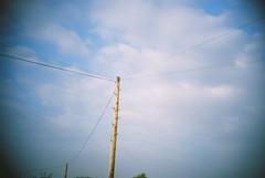 O Pylon (the_steve_cox) Tags: sky station clouds bristol temple wire telephone pole overhead stevecox photoportunity photoportunitycom